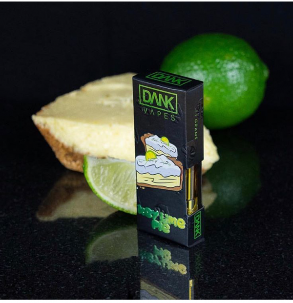 Dank Carts Keylime Pie... (Concentrates)